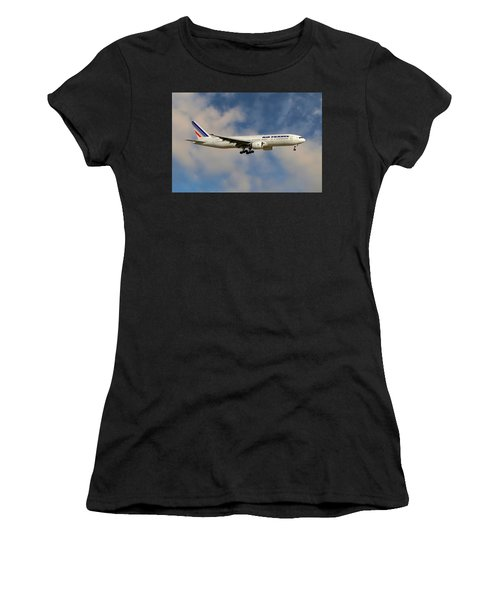 Air France Boeing 777-228 Women's T-Shirt