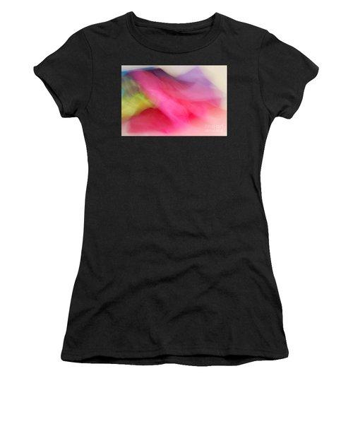 Air Paint Women's T-Shirt (Athletic Fit)