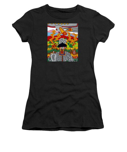 Airport Limo Women's T-Shirt