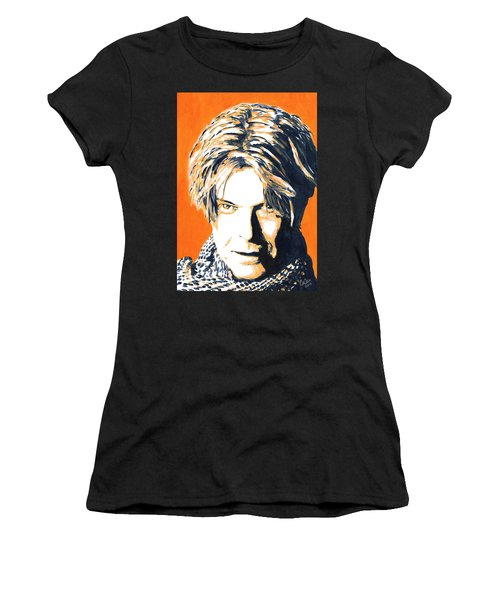 Aka Bowie Women's T-Shirt (Athletic Fit)