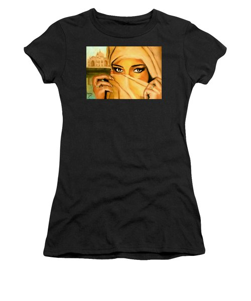 Al-andalus-3 Women's T-Shirt (Athletic Fit)