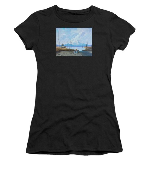 Alaskan Atm Women's T-Shirt (Athletic Fit)