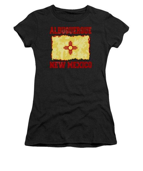 Albuquerque New Mexico Women's T-Shirt