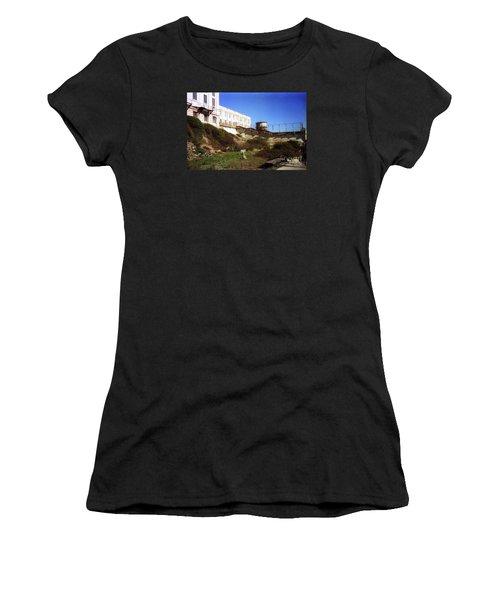 Alcatraz Water Tank Prison  Women's T-Shirt