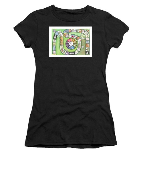 Alcoholism The Game Women's T-Shirt