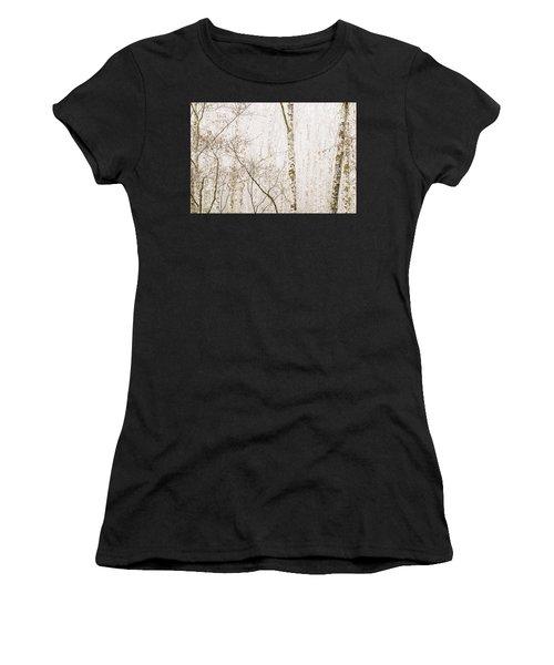 Alders In The Fog Women's T-Shirt