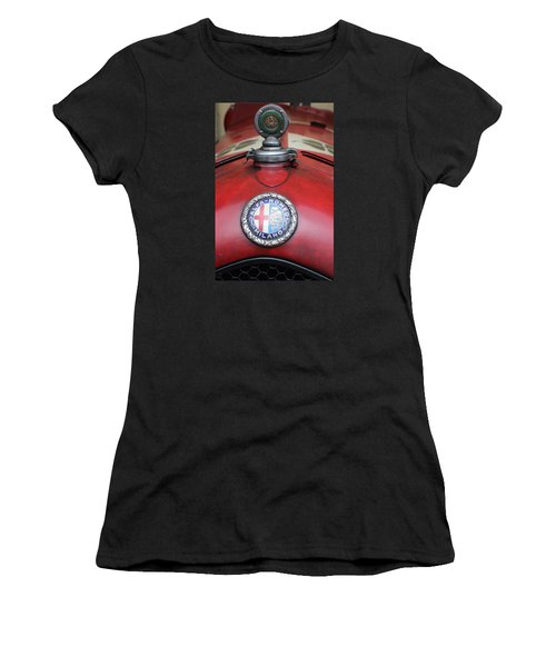 Alfa Romeo 8c 2600 Muletto Women's T-Shirt (Athletic Fit)