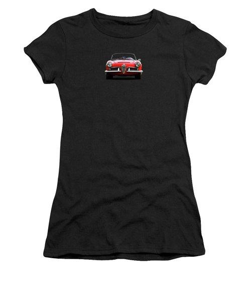 Alfa Romeo Spider Women's T-Shirt