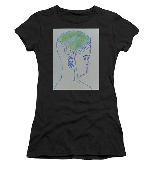 Alien Bob Women's T-Shirt (Athletic Fit)