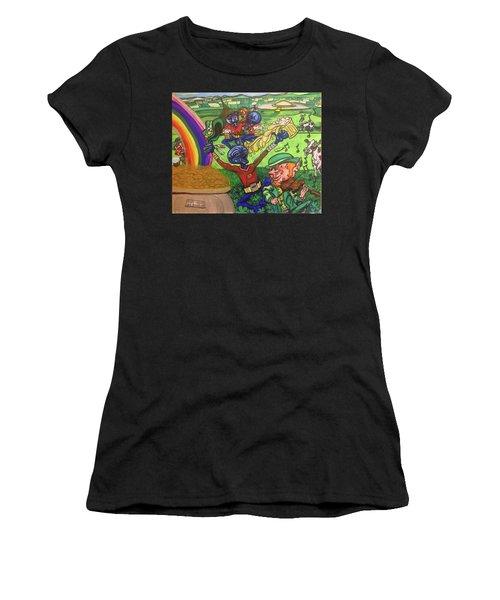Alien Go Bragh Women's T-Shirt