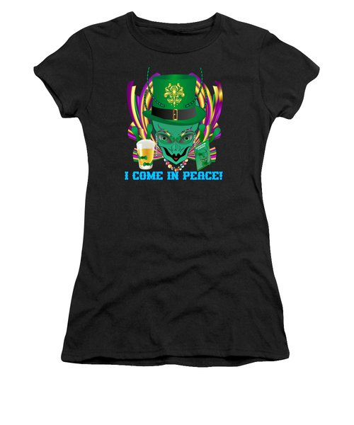 Alien Party 2 All Products Women's T-Shirt
