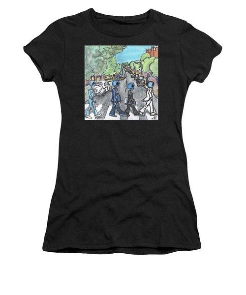Alien Road Women's T-Shirt