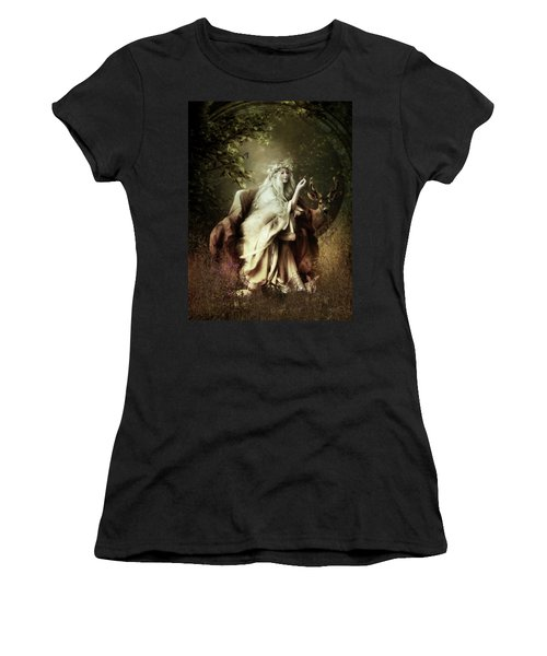 All Creatures Great And Small Women's T-Shirt (Athletic Fit)