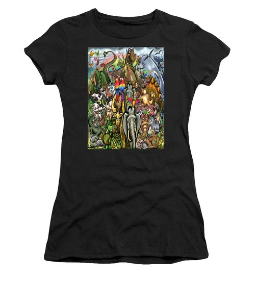 All Creatures Great Small Women's T-Shirt