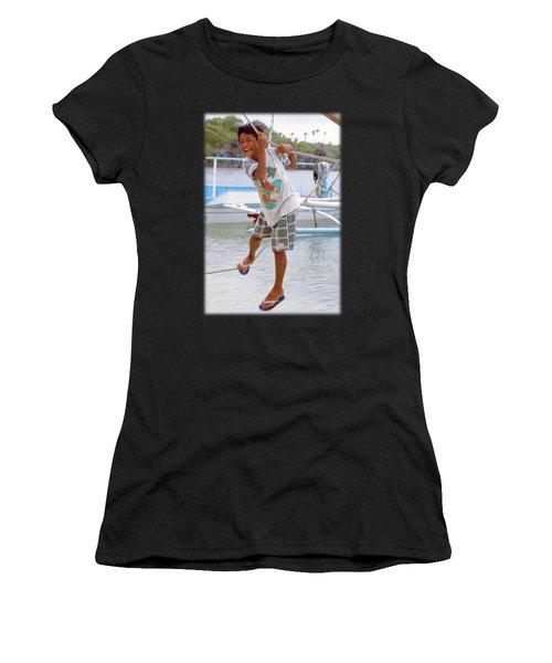 All Roped Up Women's T-Shirt