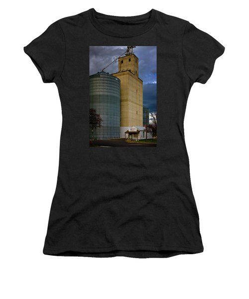 Women's T-Shirt (Junior Cut) featuring the photograph All Things by Albert Seger