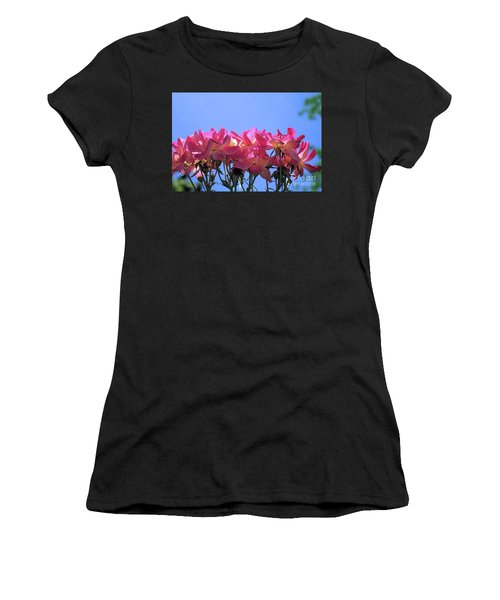 All Together Now Women's T-Shirt (Athletic Fit)
