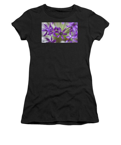 Allium Aflatunense Women's T-Shirt (Athletic Fit)
