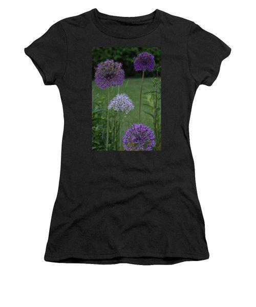 Allium Women's T-Shirt (Athletic Fit)