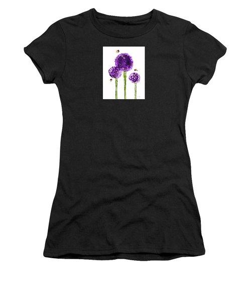 Alliums Humming Women's T-Shirt