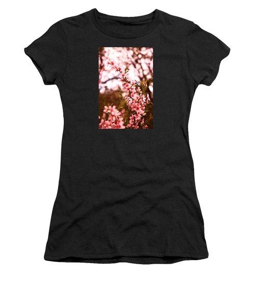 Almonds1 Women's T-Shirt (Athletic Fit)