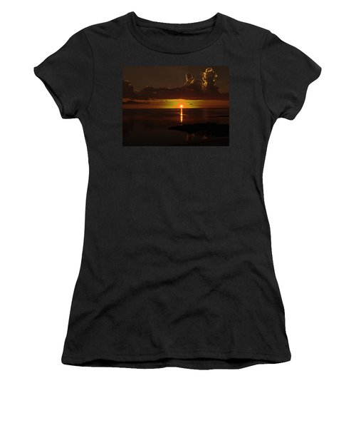 Almost Gone Women's T-Shirt (Athletic Fit)