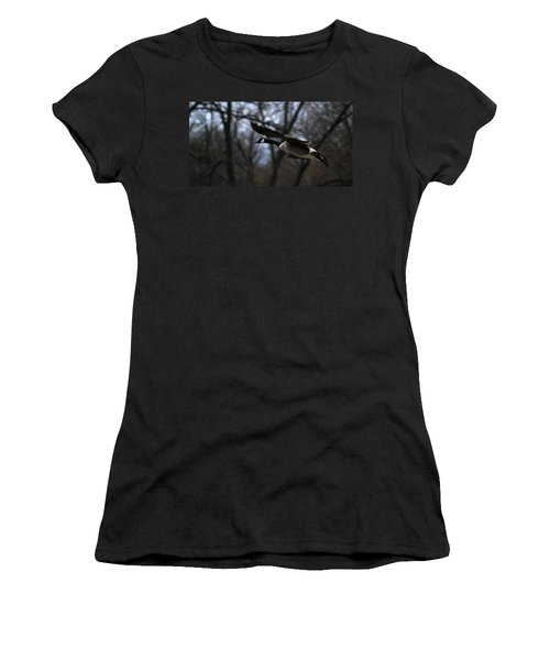 Almost Home Women's T-Shirt (Junior Cut) by Rowana Ray