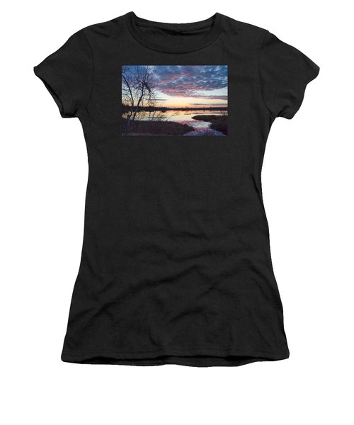 Almost Spring Sunset Women's T-Shirt