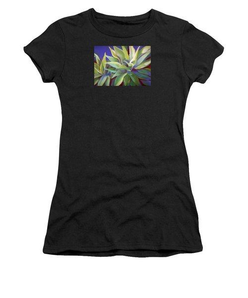 Aloe Plants In Big Sur Women's T-Shirt