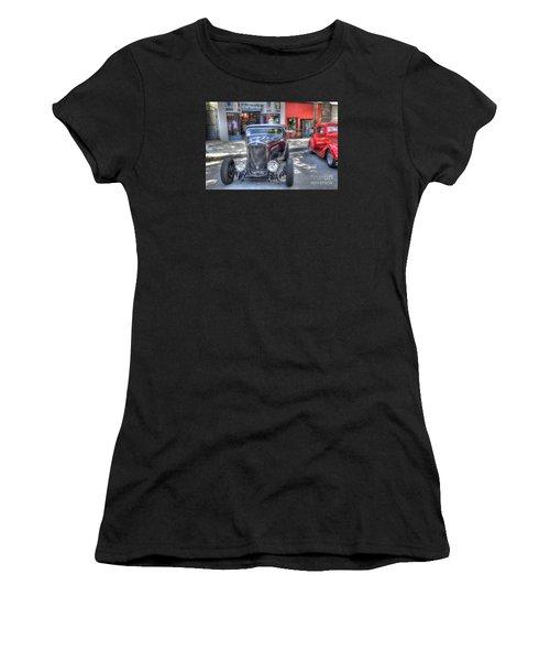Aloha Cars And Pinups Women's T-Shirt
