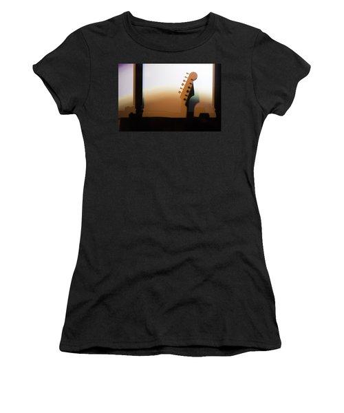 Along 6th Street Women's T-Shirt
