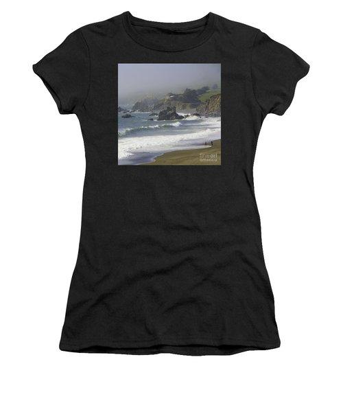 Along The Pacific #2 Women's T-Shirt