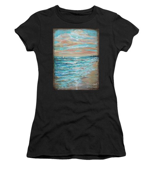 Along The Shore Women's T-Shirt
