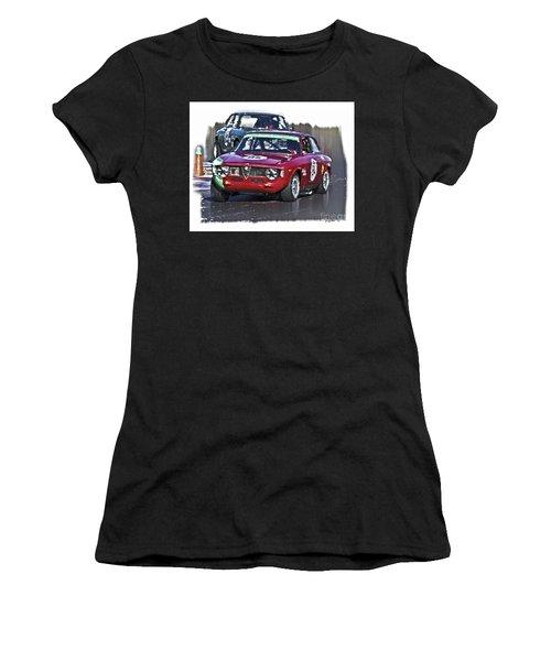 Alpha 84 Women's T-Shirt (Athletic Fit)