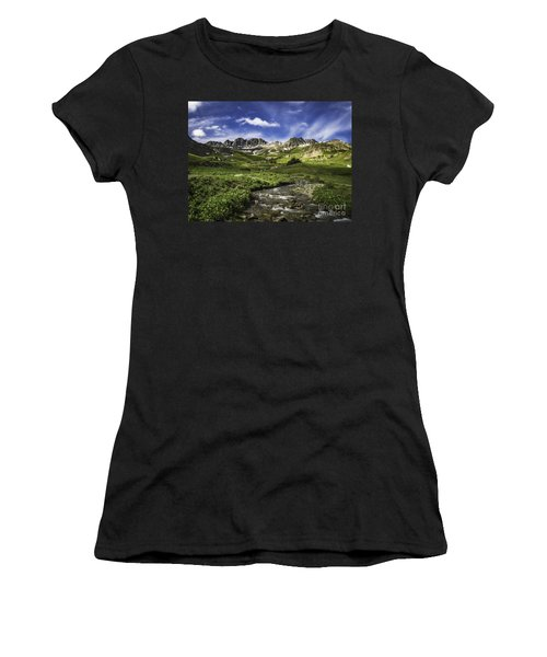 Alpine Loop  Women's T-Shirt