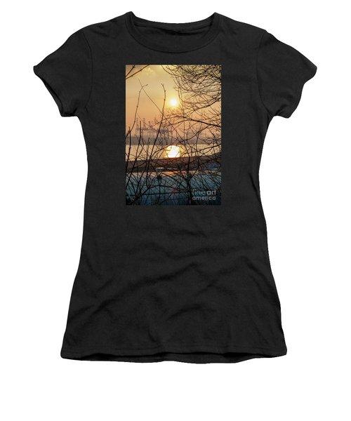 Altonaer Balkon Sunset Women's T-Shirt