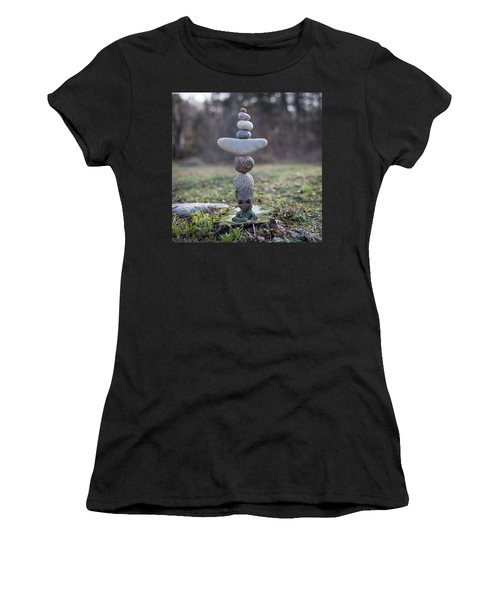 Always On My Mind Women's T-Shirt (Athletic Fit)