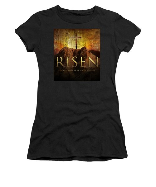 Always Risen Women's T-Shirt (Athletic Fit)