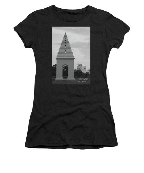 Alys Beach Butteries Women's T-Shirt (Athletic Fit)
