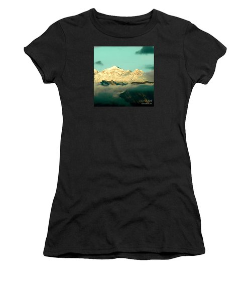 Am I In Heaven Yet? Women's T-Shirt (Athletic Fit)