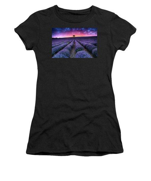 Lavender Dreams Women's T-Shirt