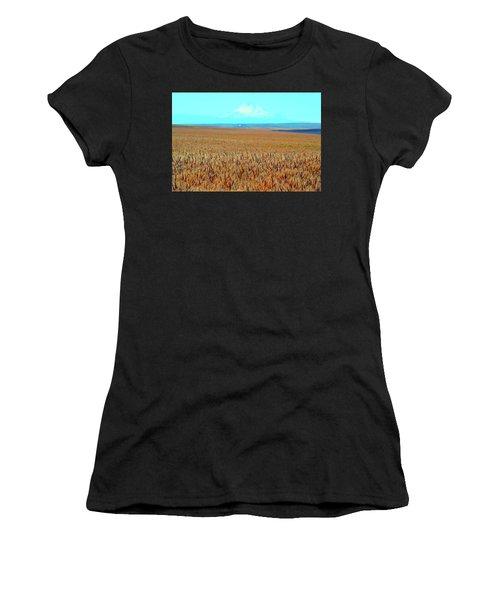 Amber Waves Of Grain Women's T-Shirt