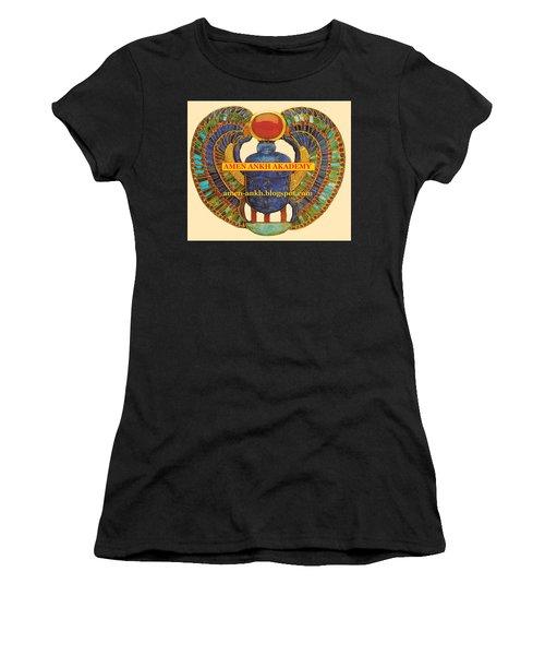 Amen Ankh Akademy Women's T-Shirt