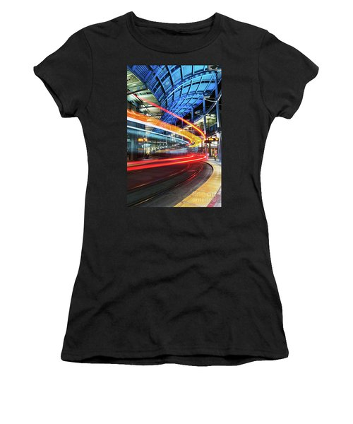 America Plaza Station Women's T-Shirt