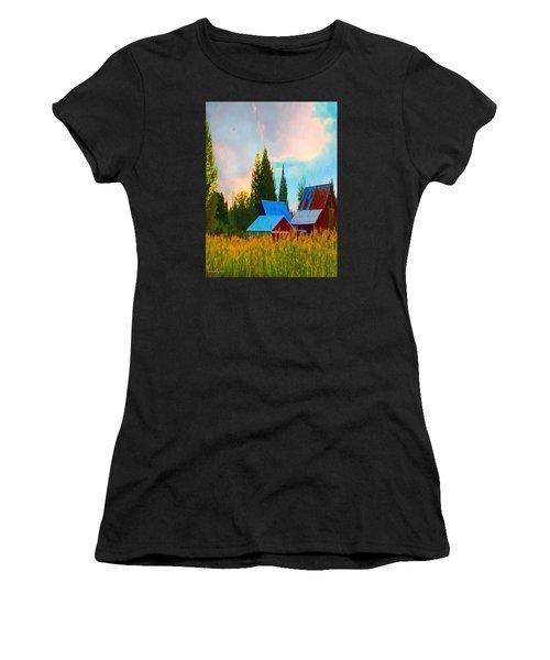Sweet Corn Women's T-Shirt (Athletic Fit)