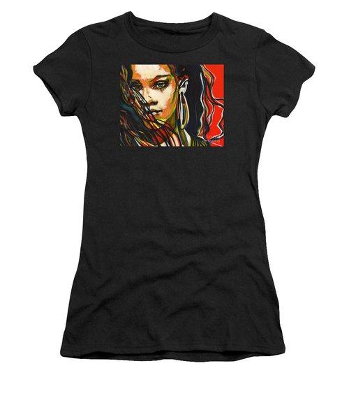 American Oxygen - Rihanna Women's T-Shirt