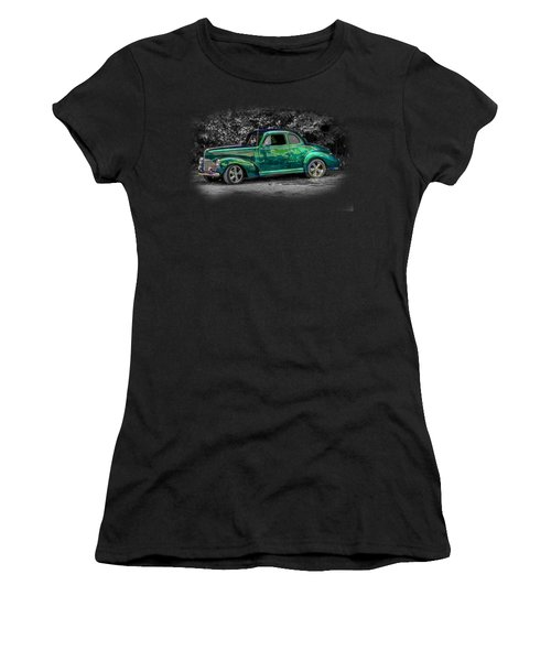 American Steel - 1939 Studebaker Champion Women's T-Shirt (Athletic Fit)