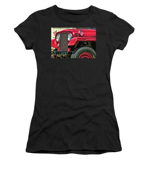American Willys Women's T-Shirt (Athletic Fit)