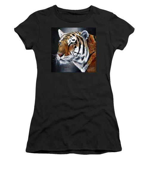 Amur Tiger  Women's T-Shirt