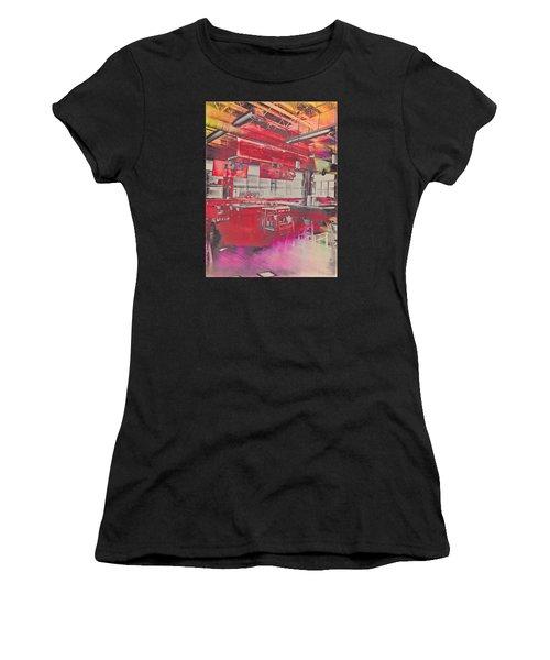 Amusements  Women's T-Shirt (Athletic Fit)